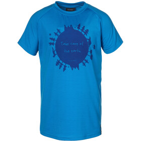 Isbjörn Kids Earth Tee Unisex Ice